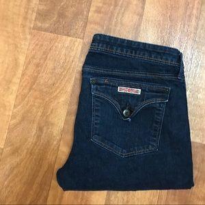 "Hudson Jeans ""Straight Leg"" Jeans"